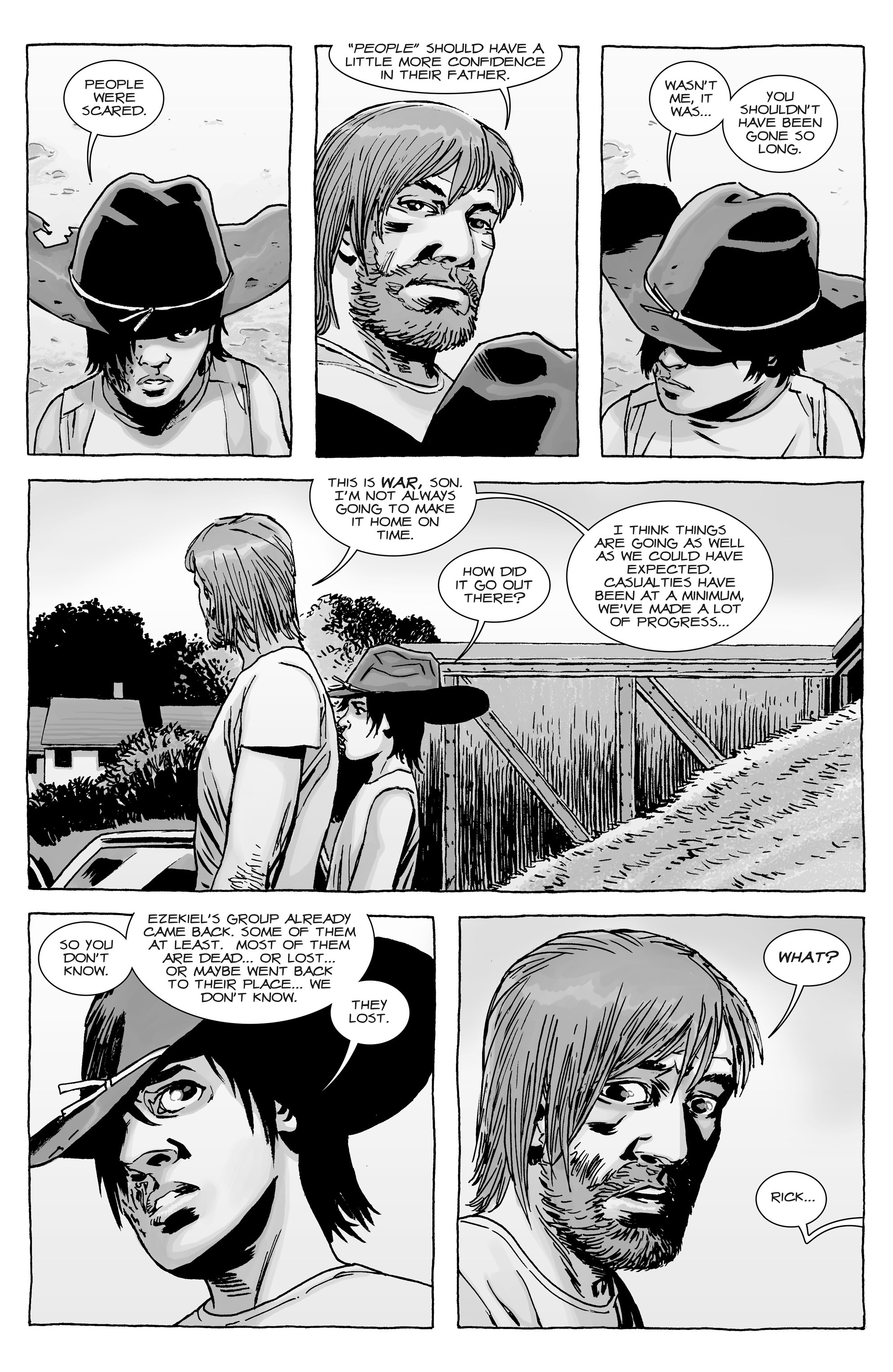The Walking Dead Issue #119 Page 12