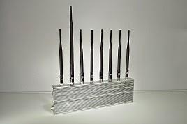 Глушилка сотовых телефонов и радиостанций Аллигатор 30 + 4G LTE + Рации UHF420 - защита информации от прослушивания
