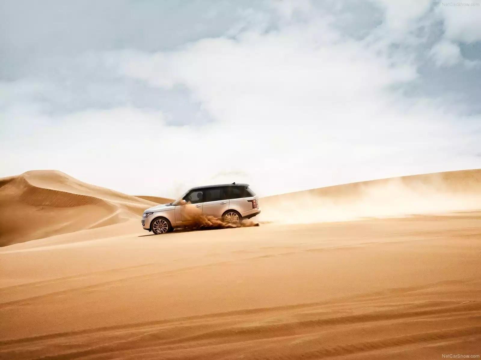 Hình ảnh xe ô tô Land Rover Range Rover 2013 & nội ngoại thất