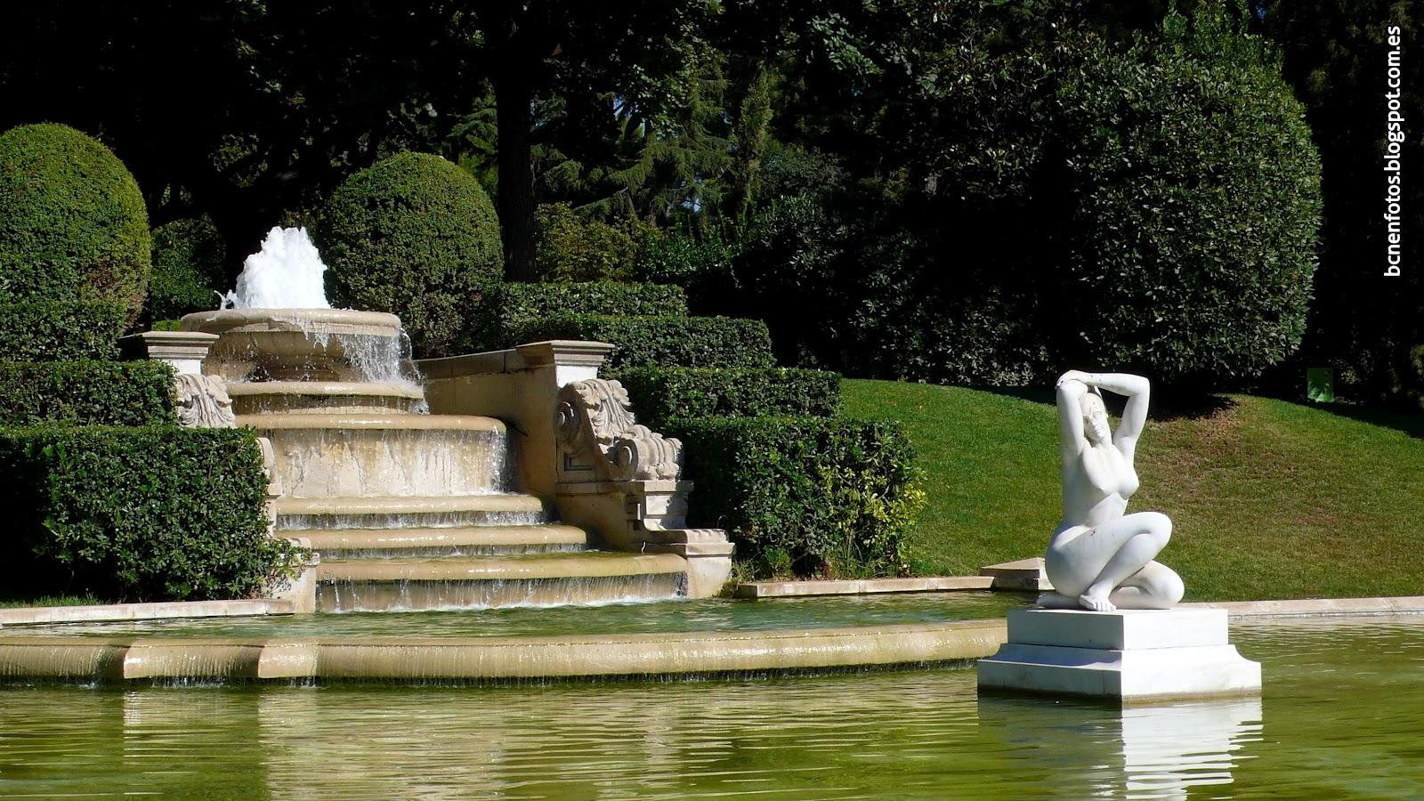 Mi barcelona palacio de pedralbes i jardines - Jardines de barcelona ...