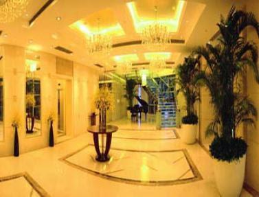 Howard Johnson Huaihai Hotel Shanghai
