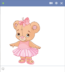 Ballerina Teddy