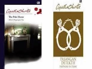Novel Agatha Cristie Murah