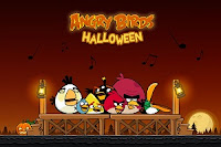 Download Angry Bird Halloween game