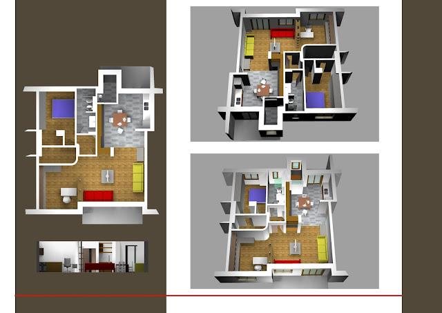 progetto preliminare per preventivo architetto