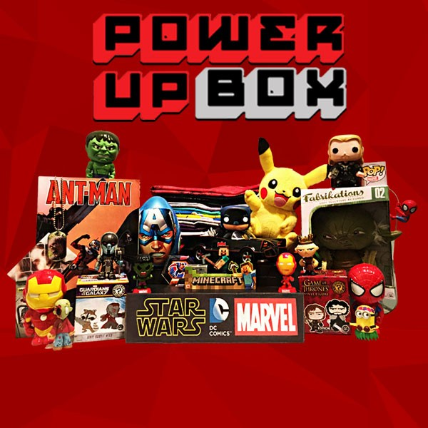 Power Up Subscription Box