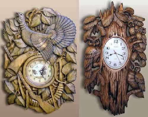 wood carving artwork made by Peter Nosikov