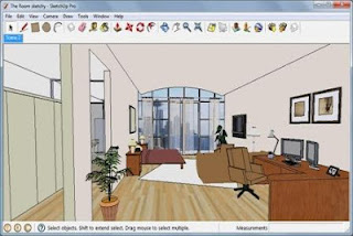 Google SketchUp Pro 8.0 Full Version
