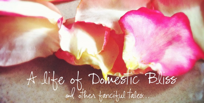 A Life of Domestic Bliss &amp; Other Fanciful Tales...