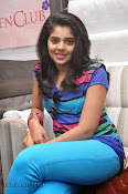Sravya Glam pics at Linen Club launch-thumbnail-17