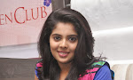 Sravya Glam pics at Linen Club launch-thumbnail