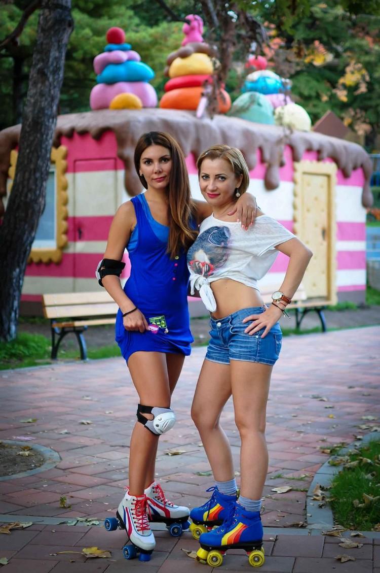 Simona Mar Rio Roller Skate Boots
