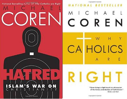 Thyself o lord novembro 2014 michael coren autor de um livro best seller chamado why catholics are right por que catlicos esto certos acaba de lanar outro livro chamado hatred fandeluxe Gallery