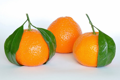 Gambar jeruk kuning emas