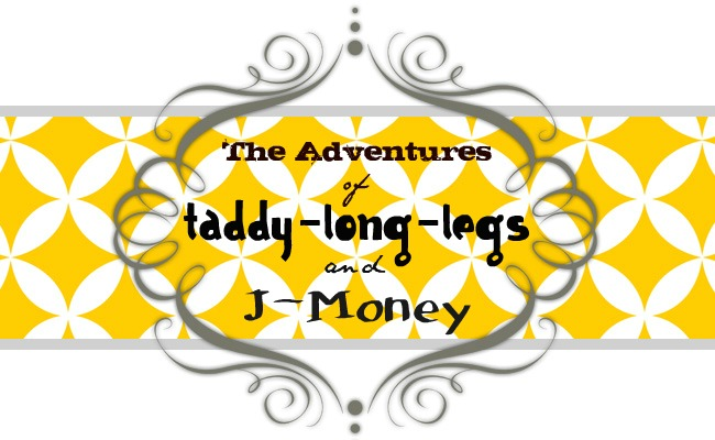 The Adventures of Taddy-Long-Legs & J-Money