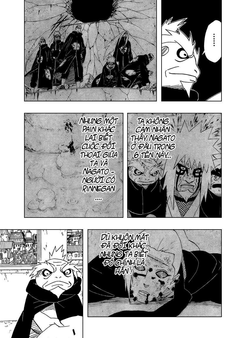 Naruto chap 408 Trang 9 - Mangak.info