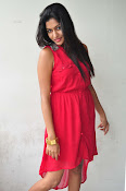 Akshitha New Stills at Mounam Movie Launch-thumbnail-8