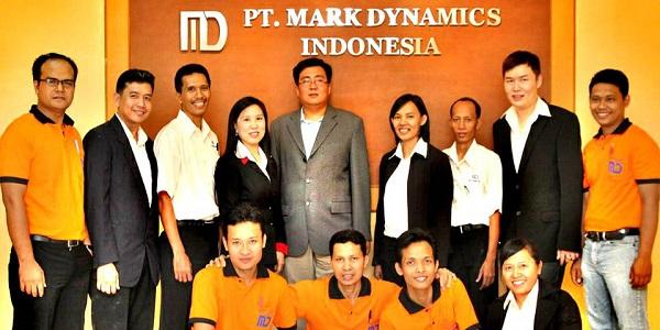 PT MARK DYNAMICS INDONESIA : QUALITY MANAGER, PROCESS ENGINEER DAN SUPERVISOR PRIBADI - MEDAN, SUMATERA