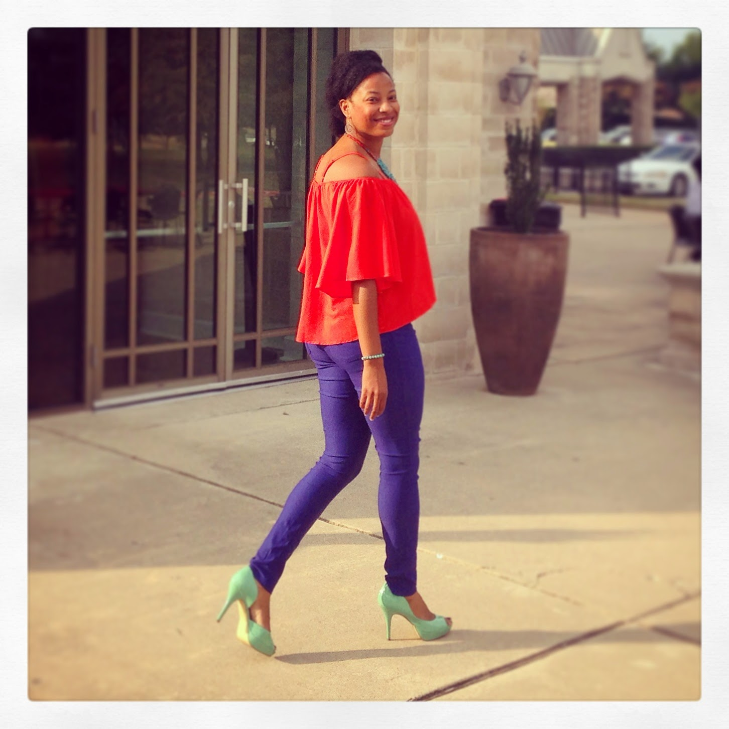 Leah Frazier Beauty4Ashes Dallas Fashion Blogger Flourish Lite Conference
