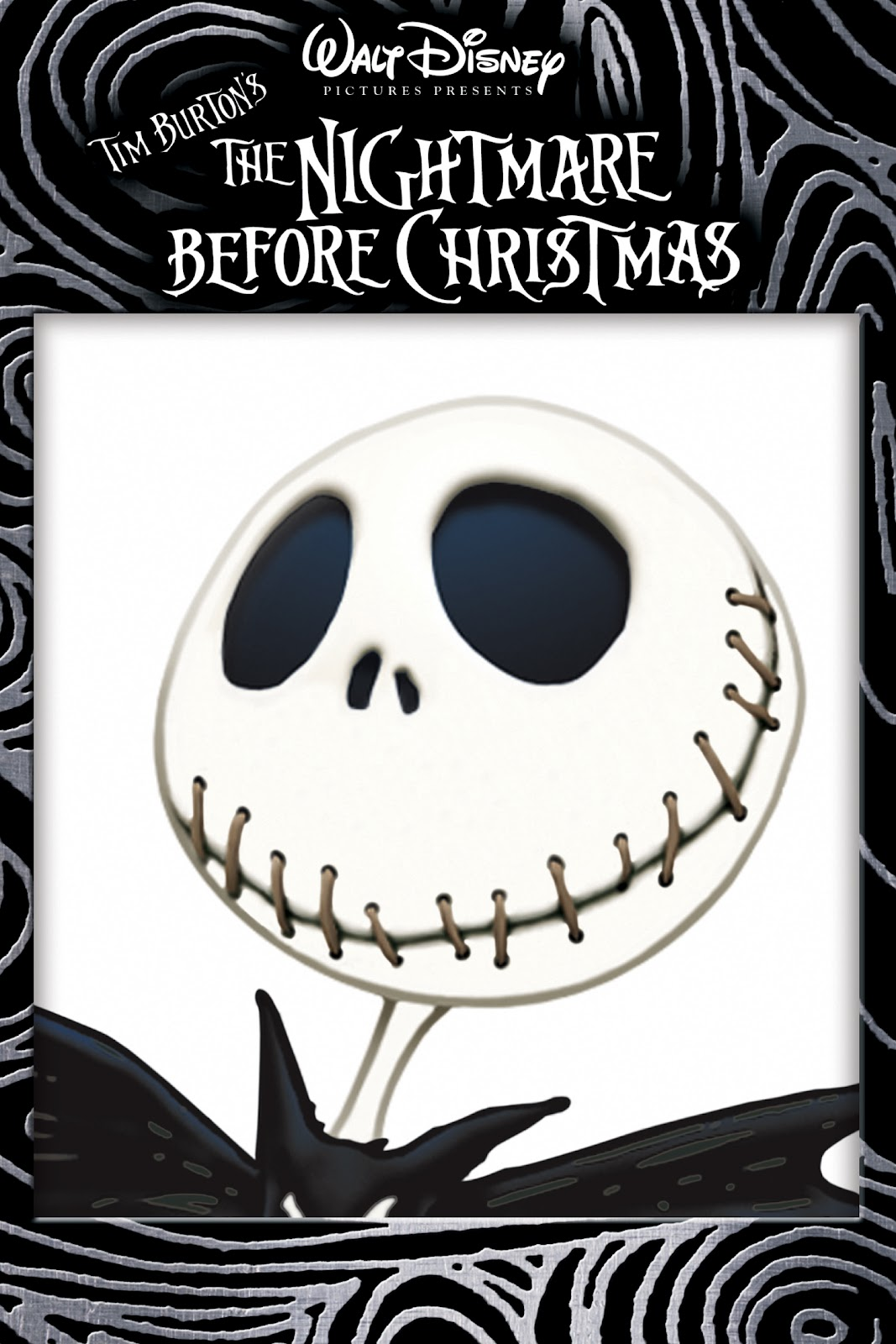 The Nightmare Before Christmas cover art