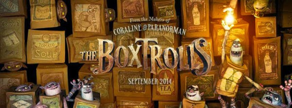 Film Terbaru The Boxtrolls (2014)