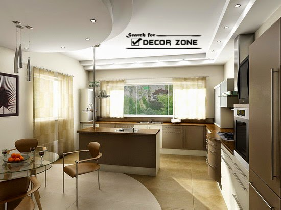30 false ceiling designs for bedroom, kitchen and dining ...
