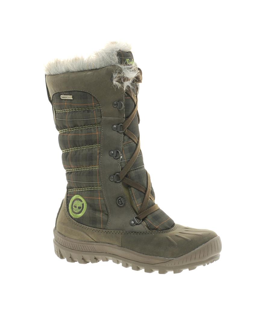 fashion for linda snow boots timberland. Black Bedroom Furniture Sets. Home Design Ideas