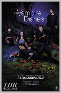 Serie The Vampire Diaries Tercera Temporada