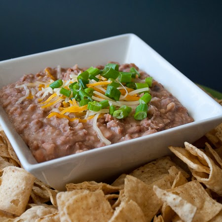 ... from Scratch®: The BEST Slow Cooker Refried Beans from Food Bloggers