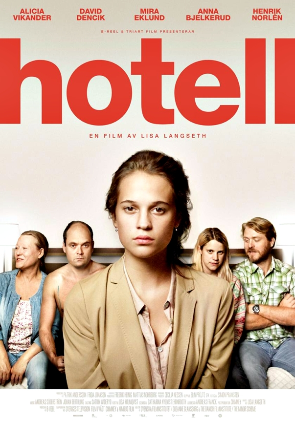 Hotell, de Lisa Langseth