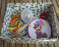 """Gioco de """"Le scatole degli uguali"""": intrattenimento per bambini utili per feste  organizzate fai da te"""