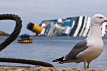 Giglio Porto 27.1.2012