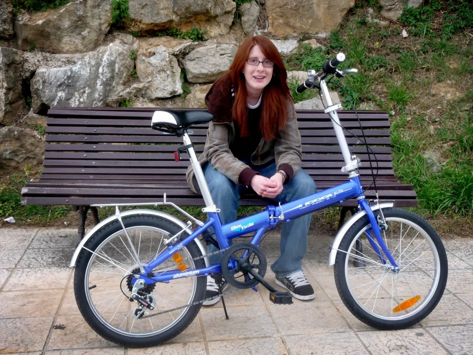 Comoda Bicicleta Plegable PLEGABICI