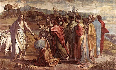 Pedro reconhece Jesus Filho de Deus