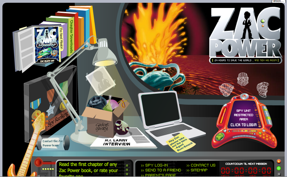 zac power book report Zac power extreme missions: 4 books in 1 - ebook written by h i larry read this book using google play books app on your pc, android, ios devices download for offline reading, highlight, bookmark or take notes while you read zac power extreme missions: 4 books in 1.