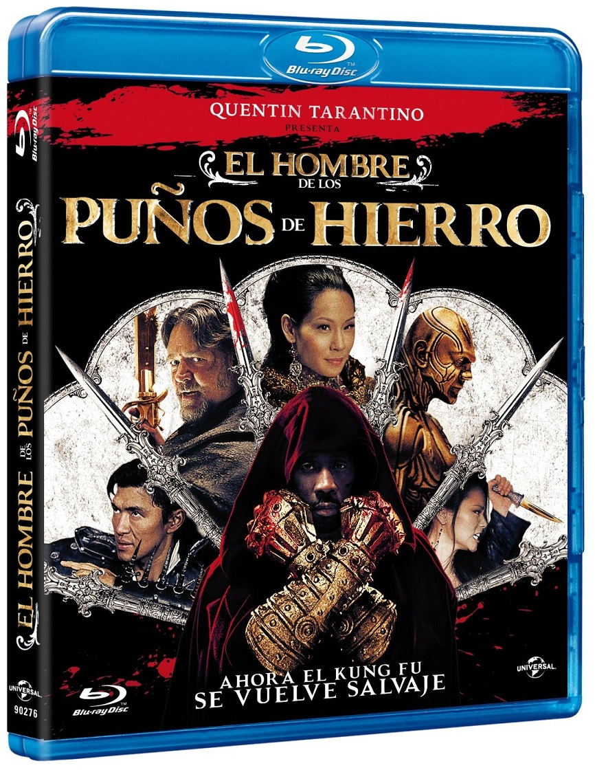 El hombre de los puños de hierro (The Man with the Iron Fists)