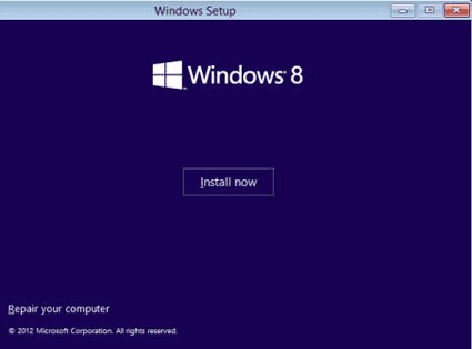 Cara Install Windows 8-3