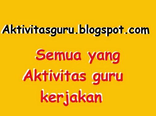 Contoh Soal Kelas 3 Bahasa Indonesia Ktsp Semester 2 Aktivitas Guru