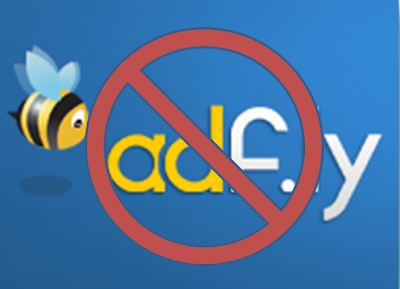 Unblock Adf.ly links in India