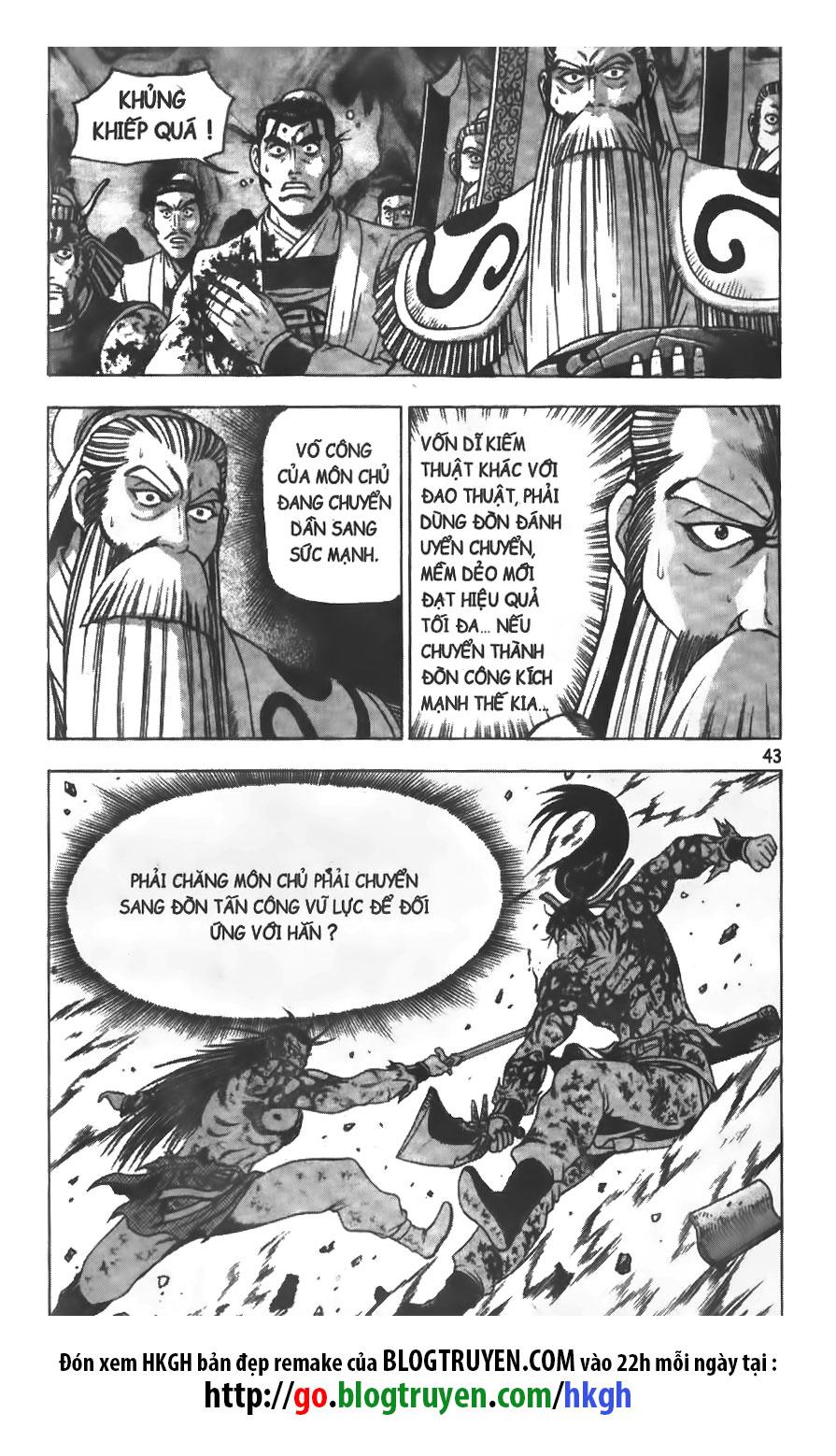 Hiệp Khách Giang Hồ chap 216 page 14 - IZTruyenTranh.com