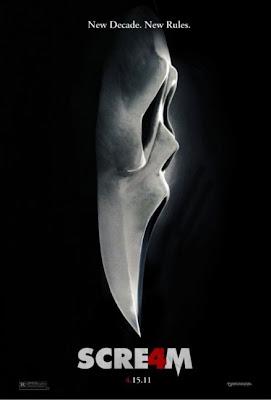 db poster 10523 - Nuevo póster de Scream 4