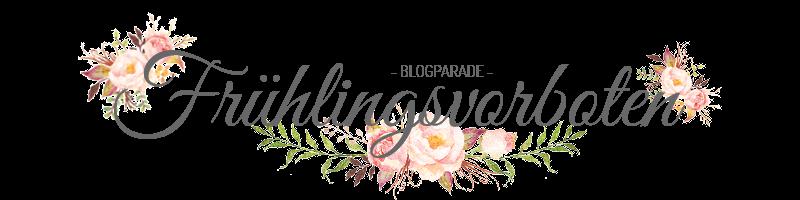 Blogparade Frühlingsvorboten
