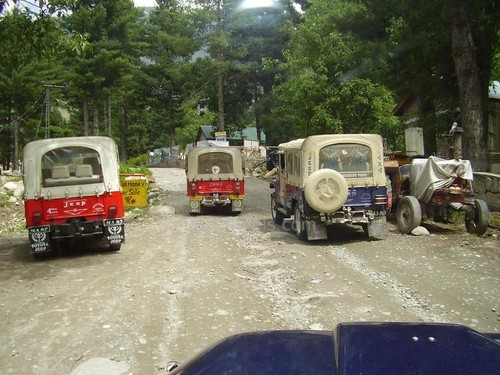 Lake Saiful Maluk Road Trip Jeep Drive places