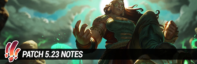 Patch 5.23 Notes