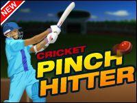 Pinch Hitter Cricket