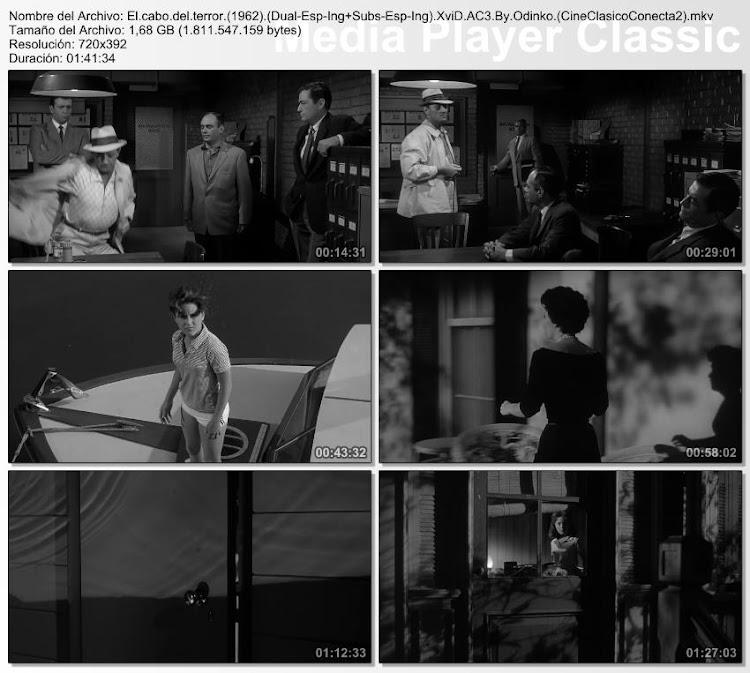 Imagenes de la película:  El cabo del terror | 1962 | Cape Fear