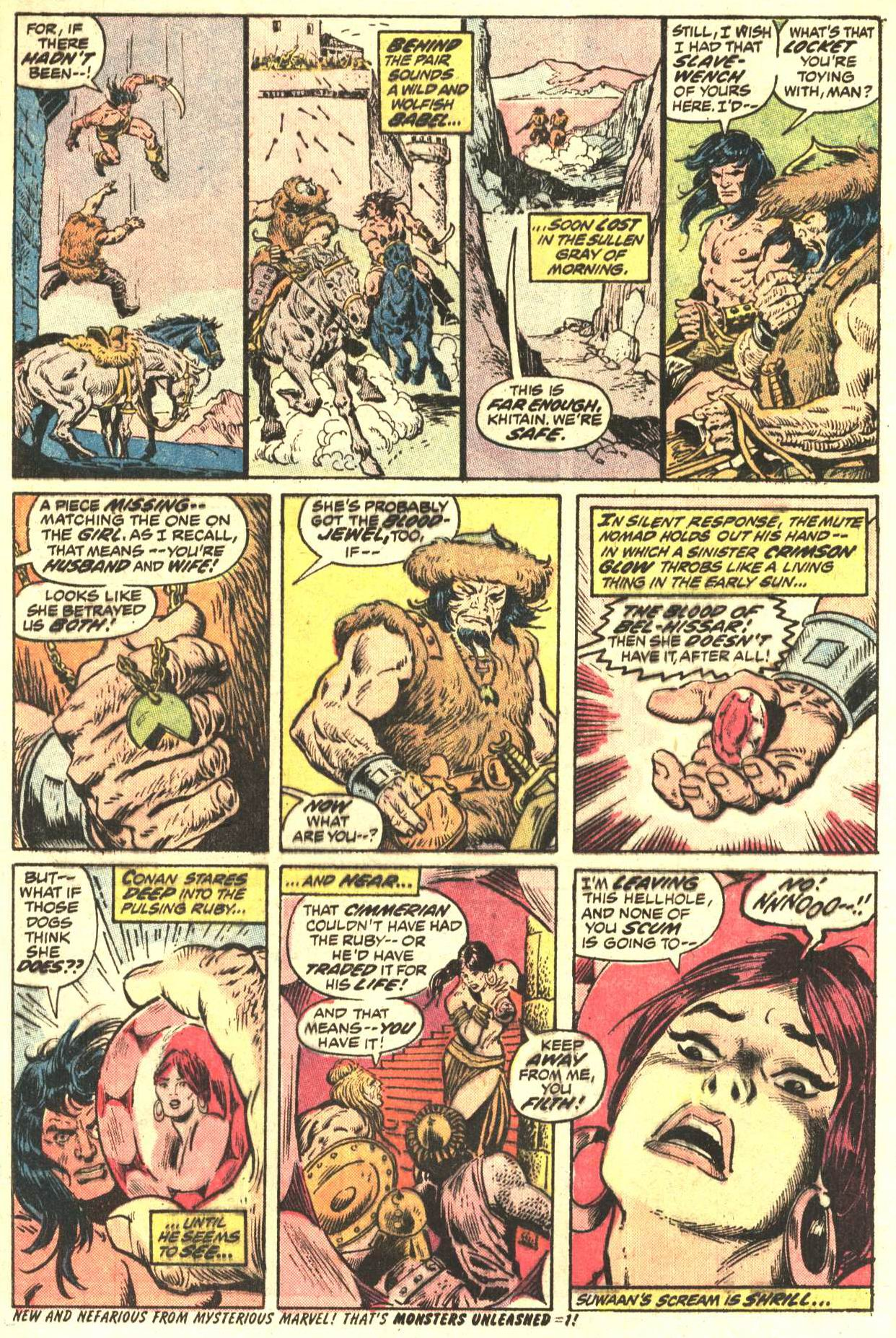 Conan the Barbarian (1970) Issue #27 #39 - English 20