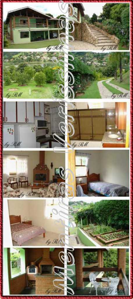 Fotos para visualização dos vários ambientes da casa e do terreno da chácara no condomínio Capela do Barreiro em Itatiba São Paulo.