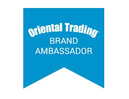 Oriental Trading Brand Ambassador