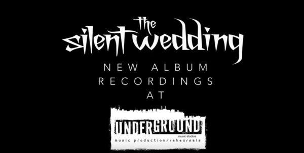 THE SILENT WEDDING: Video teaser απο τις ηχογραφήσεις του επερχόμενου album